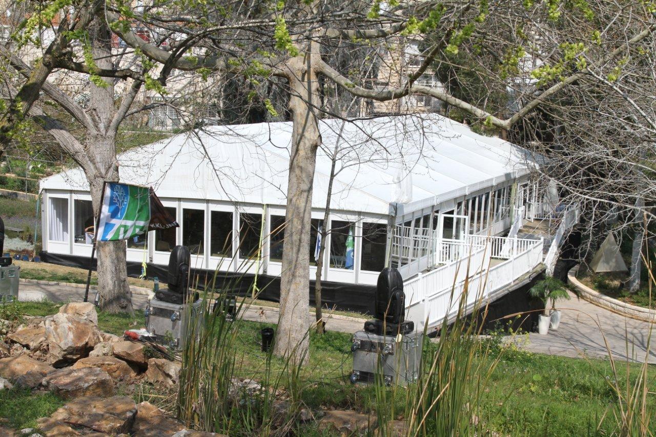 השכרת אוהלים לאירועים בקיץ