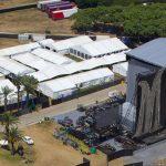 אוהלים למופע מדונה בישראל