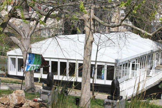 אוהלים מיוחדים לאירועים