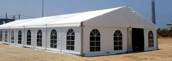 אוהלים ענקיים