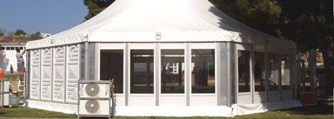 יתרונות של אוהל