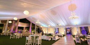 אולם אירועים עם אוהל