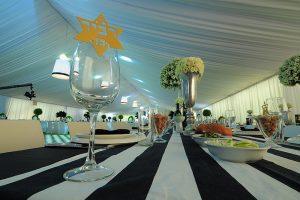 אוהל לחתונה